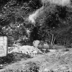 27th Division Troops Clear Japanese Caves on Okinawa 1945