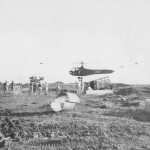 Helicopter Landing On Okinawa Pacific