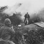Japanese Prisoner Pow On Okinawa 1945