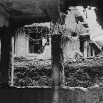 Marines Hunt Japanese Snipers amid Ruins of Naha Okinawa