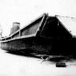 Japanese landing craft Peleliu Island