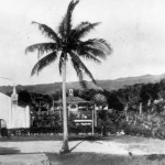 Japanese Headquarters on Saipan 1944