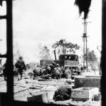 Marines Battle Way through Garapan 1944 Saipan