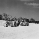 Steam Roller Tractor Grader Build Airfield On Tinian Or Saipan