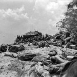 The 2nd and 4th Marine Division 1st Hours on Saipan Beaches 15 June 1944