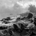 The 2nd and 4th Marine Division 1st Hours on Saipan Beachheads 15 June 1944
