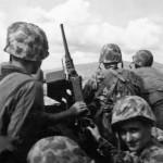 The 2nd and 4th Marine Division Saipan 15 June 1944