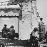 US troops Battle of Saipan June 1944