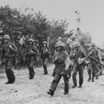 US Marines Invasion Saipan 1944