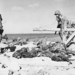 Marines Red Beach 2 Tarawa 1942