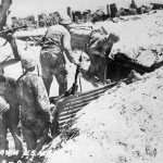 Marines in action Battle of Tarawa 2