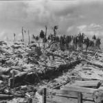 Tarawa after battle