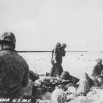 Tarawa beachhead 1943