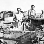 Destroyed Japanese Tank Tinian