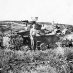 Destroyed Japanese Tank Tinian 1944