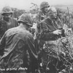 Gen Merritt A. Edson Tinian 1944