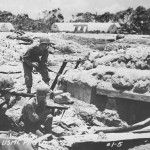 US Marines Battle of Tinian 1944