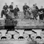 German M10 With Crew
