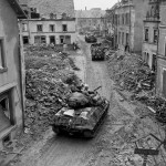 M10 M4 Jeep And 2 1/2 Ton Truck of 76th Infantry Division Speicher 1945