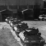 M10 Tank Destroyers At Ford Plant In Detroit 1943