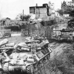 Late production M10 Wolverine Aachen 1944