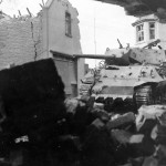 M10 Wolverine With Hedge Cutter 803rd Tank Destroyer Battalion Übach Germany 1944