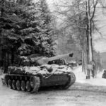 2nd Armored Division M18 Battle of the Bulge jan45