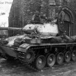 M24 18th Cavalry Squadron 14th CG at Petit Thier Belgium feb45