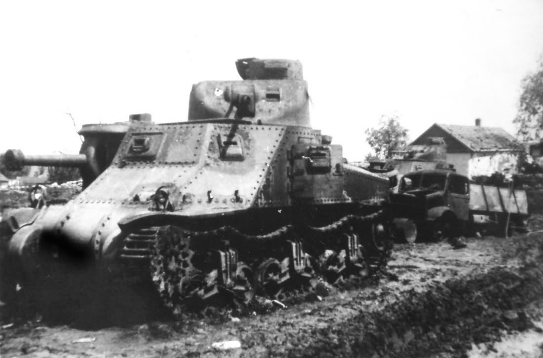 russian medium tank m3 lee m3 eastern front