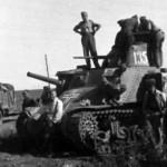 Ex-Russian Lend-Lease Medium Tank M3 Lee (M3 средний) number 135, Eastern Front