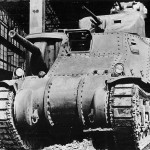 M3 Lee 1941 front view