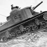 M3 Lee Medium Tank Prototype At Aberdeen Proving Ground