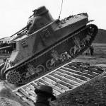 M3 Lee Tank Prototype At Aberdeen Proving Ground 1941