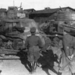 Captured M3 Lee tanks (M3 средний) – Eastern Front