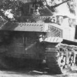 German M3 Lee tank 147