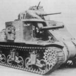 German M3 Lee tank 147 W-304850