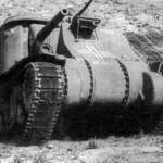 German M3 Lee tank 06