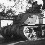 German M3 Lee tank 07