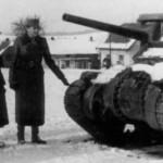 German tank M3 Lee 10