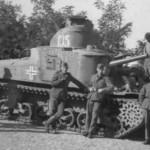 Soviet M3 Lee tank (M3 средний) number 135 – Eastern Front