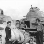 Soviet M3 Lee tanks (M3 средний) 2
