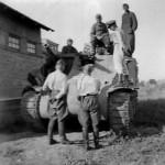 German M3 Lee tank 16