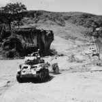 1st Armored Division M8 75mm HMC Pago Veiano Italy June 1944