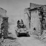1st Free French Motorized Infantry Division M3 Stuart San Andrea Italy 1944