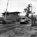 2nd Armored Division M8 Motor Gun Carriage In Action Palenberg Germany 1944
