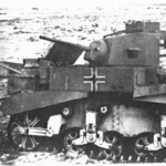 German M3 Stuart tank 4