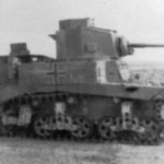 German M3 Stuart tank 6