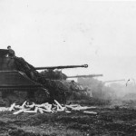 1st Northamptonshire Yeomanry M4 Firefly Tanks Operation Totalize 1944