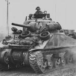 British M4 Sherman