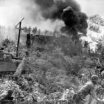 USMC M4 Sherman tank #4 Doot It Guam 1944